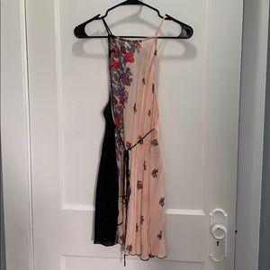Free people floral tank/dress